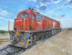 Diesel enjin by phillip steyn