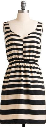 ShopStyle: Drawing Parallels Dress