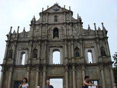 herança de Portugal no mundo - Macau