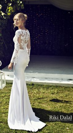 Wedding Dresses by Riki Dalal - Provence Collection | bellethemagazine.com