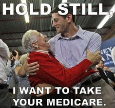 Image result for ryan and health care meme