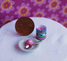 ben & jerry's ice cream miniature