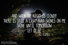 Live by these words - The Beatles