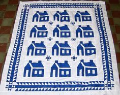 Log Cabin Quilt,   Traditional Lancaster County Old Order Amish Styled Quilt