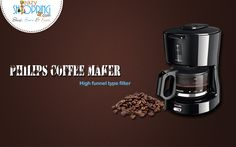 Get Philips Coffee Maker at affordable price from Eazyshopping4u. Shop Online Now www.eazyshopping4u.com/home-kitchen/blender-mixer-grinders/philips-hd-7450-coffee-maker.html