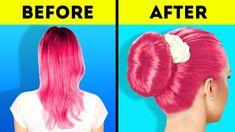 Sporty Hairstyles, Cute Hairstyles, Medium Hair Styles, Natural Hair Styles, Long Hair Styles, Easy Hairstyle Video, Alternative Makeup, Grunge Hair, Hair Today