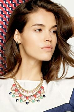 Attention to Darling: SO Obsessed Sunday - August 3 Edition - Stella and Dot statement necklace