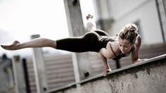 I do parkour as well, and seeing women do it encourages me to continue as well. =D #lornajane #myactiveyear