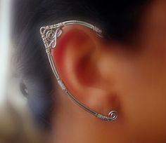 Bijou d'oreille #elegant #elfique
