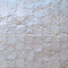 Zillij Tile 26 - Moroccan tile from St. Tropez Boutique SF