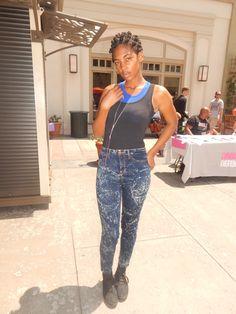 #PettyGirlRetreat #bantuknots #blackisbeautiful #blackgirlmagic #event #Pasadena #youngboldregal