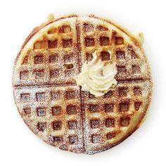 Yeasty Waffles Recipe - Delish.com