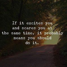 awesome just do it Read More by tamaranico. quotes quotes about love quotes for teens quotes god quotes motivation New Quotes, Great Quotes, Words Quotes, Motivational Quotes, Funny Quotes, Scary Quotes, Humor Quotes, Change Quotes, Quotes On Dreams