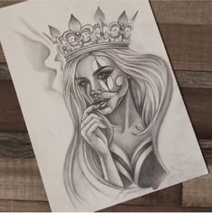 Tried this Pin? Girl Face Tattoo, Girl Arm Tattoos, Dope Tattoos, Leg Tattoos, Body Art Tattoos, Portrait Tattoo Sleeve, Chicano Tattoos Sleeve, Chicano Style Tattoo, Chicano Drawings