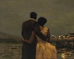 Just Before Midnight - Anne Magill