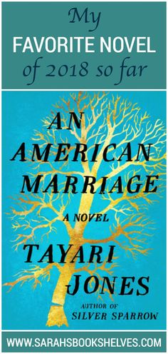 An American Marriageis an intimately written novel that tackles a number of weighty issues in an organic way...and is my favorite novel of 2018 so far! #reading #bookreviews #book #bookish #bookworms #booklovers