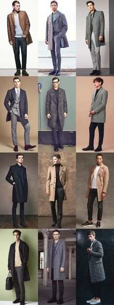 Wow casual mens fashion that look gorgeous. Formal Casual, Men Casual, Mens Fashion, Fashion Outfits, Fashion Trends, Fashion Coat, Jackets Fashion, Mens Overcoat, Winter Outfits Men