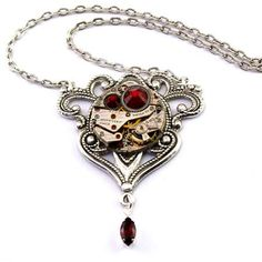 Steampunk Jewelry by thistlequick on SteampunkJewelry.com