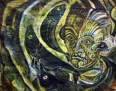 Michel Tuffery Polynesian Art, New Zealand Art, Jr Art, Madhubani Art, Maori Art, Arts Ed, Doodle Art, Contemporary Artists, Olivia Young