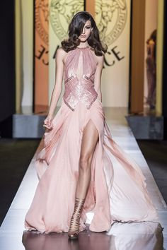 in love with new Versace collection