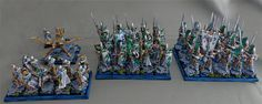 Lothern Sea Guard themed army