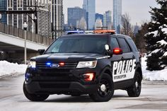 ford chevy dodge police cars tested  interceptor utility