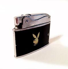 Light it up - Vintage Playboy Bunny Lighter via Etsy