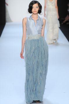 Badgley Mischka Spring 2014 Ready-to-Wear Fashion Show