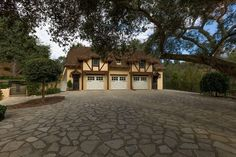 Megadeth Guitarist Dave Mustaine Selling Quaint English Country Mansion in Rural SoCal - Celebrity Real Estate - Curbed LA