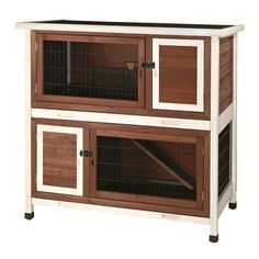 Double decker bunny hutch This is what fluffy and Lola are getting!