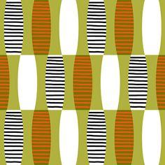 Bob Staake Repeat Pattern: Memfizzy by artcafe2008, via Flickr