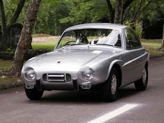 Toyota Publica Sports Concept '1962