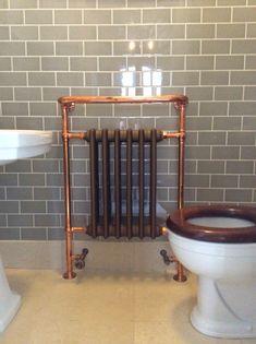 WC Copper radiator