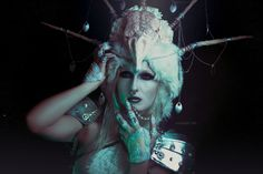 Model: Angélica Elfic Photo/MUA: Eleán'Art Full costume: Elfic Wear Lenses: CamoEyes.com For Gothic and Amazing Magazine make sure to get your digital or print copy today at:...