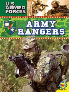 Army Rangers is part of the U.S. Armed Forces series. http://simon-rose.com/u-s-armed-forces-army-rangers/