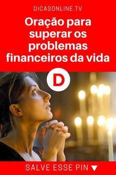 Oração para dinheiro | Oração para superar os problemas financeiros da vida | Amém!