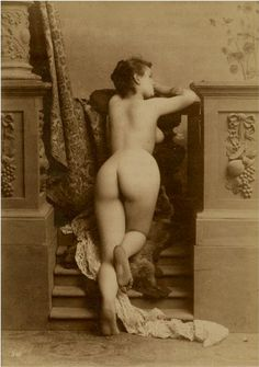 18th century women portraits nude think
