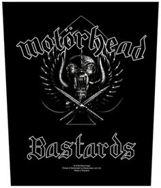 Dossard MOTORHEAD - Bastards - Dossards - www.rockagogo.com