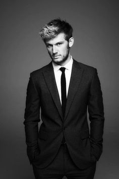 Retro dapper sexy. alex pettyfer