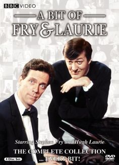 A Bit of Fry and Laurie: The Complete Collection. Every Bit! Bit of Fry & Laurie, A: The Complete Collection . Every Bit Comedy Tv, Comedy Show, British Comedy, English Comedy, British Humor, Hugh Laurie, Perfect People, First Tv, Raining Men