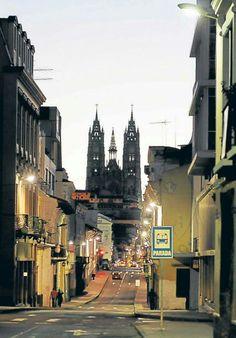 Quito, carita de Dios