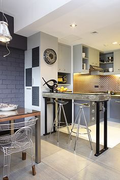 1000 images about interior design on pinterest condos studio apt and philippines Condo kitchen design philippines