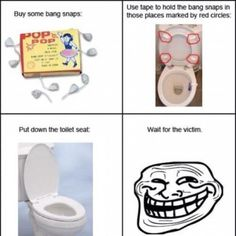 Best prank ever. I will definitely do this at school...>:)