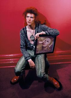 'Ziggy Stardust' Photographer Mick Rock Reflects on the Legacy of David Bowie Iggy Pop, David Jones, Bowie Ziggy Stardust, David Bowie Ziggy, Lady Stardust, David Bowie Hunky Dory, David Bowie Starman, John Lennon, Hunky Dory Album