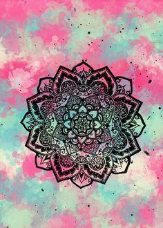 Imagem de wallpaper, mandala, and background