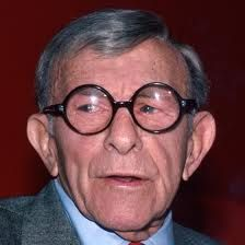 George Burns, lefty comedian, DOB 20th Jan  so, i guess, god is a lefty too?