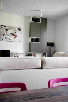 Современная квартира для молодой пары в Италии