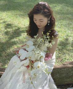 RealWeddings   ブライダルインポートアクセサリーレンタルショップ The Timeless Love Girls Dresses, Flower Girl Dresses, Real Weddings, Victorian, Wedding Dresses, Flowers, Fashion, Dresses Of Girls, Bride Dresses