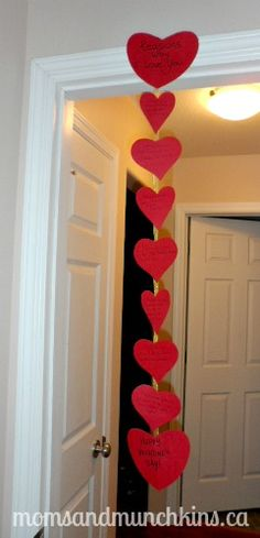 Homemade Valentine's Day Gift Idea: Reason why I love you...