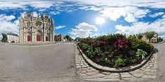 Notre-Dame-des-Champs d'Avranches  -  France © Pascal Moulin